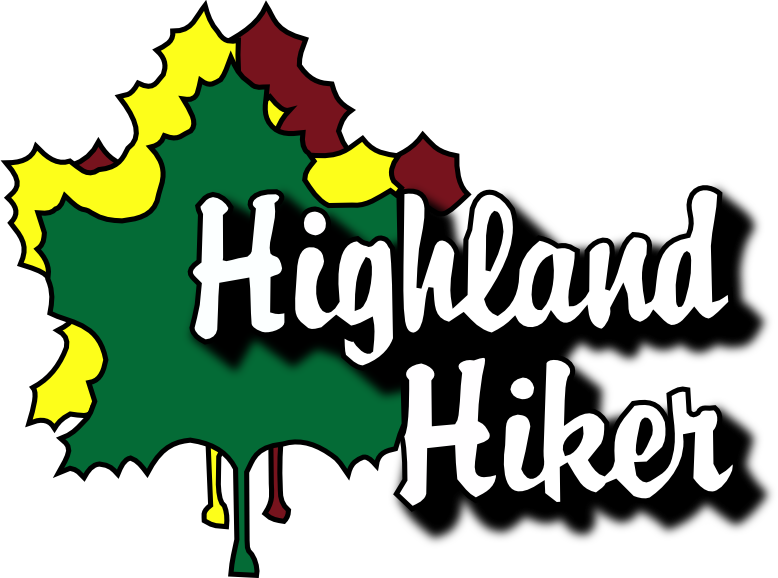 Highland Hiker - Outdoor wear - Fly Fishing Guided Tours- Trails - Falls