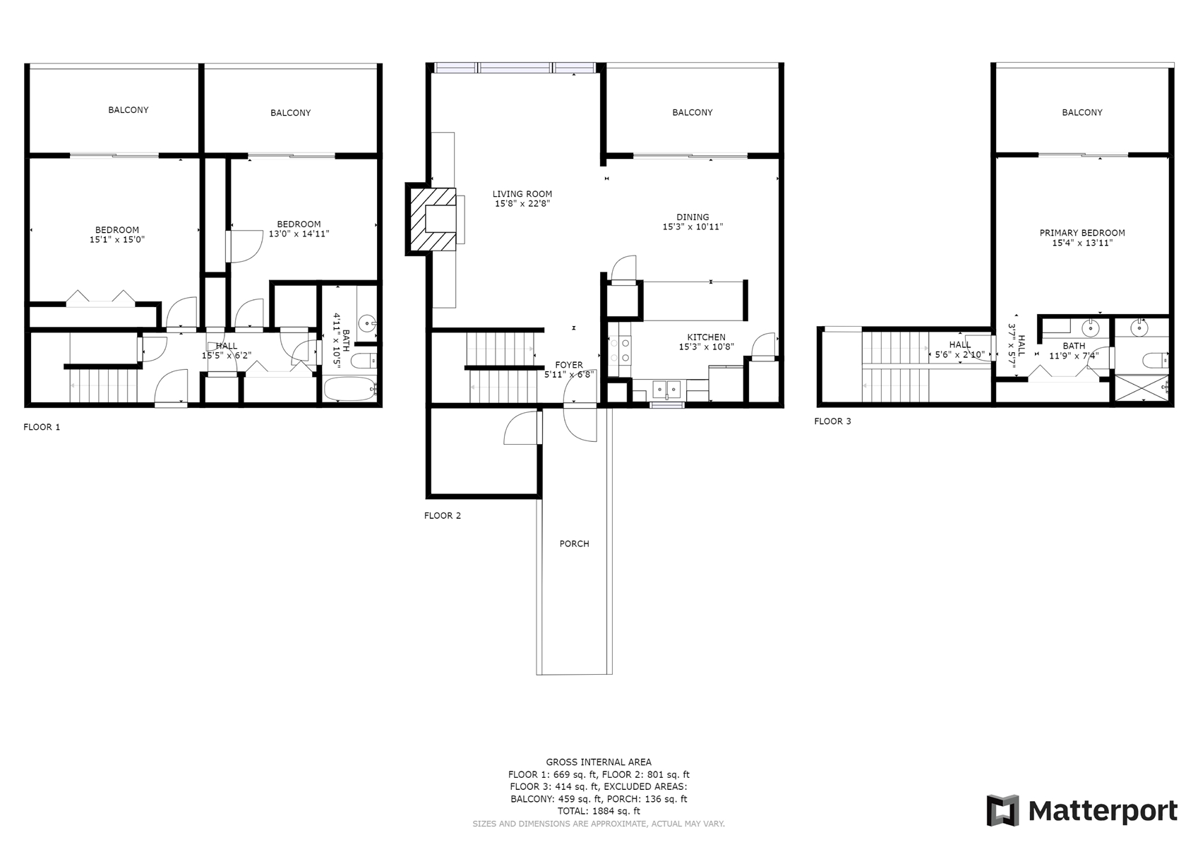 Floor Plan for *MAGESTIC*  Spectacular long range mountain views!
